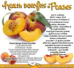 Why Are Peaches Good For You?