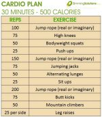 Learn How You Can Burn 500 Calories In 30 Minutes!