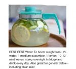 Best Drink to Lose Weight Fast