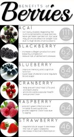 Massive Berry Benefits!