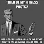 Fitness Haters