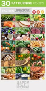 30 Fat Burning Super Foods For Women
