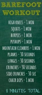 The Barefoot Workout