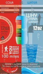 8000 Calories Of Soda Per Month