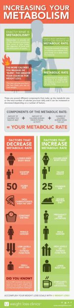 How To Increase Your Own METABOLISM