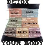 Which Detox For Which Body Part?